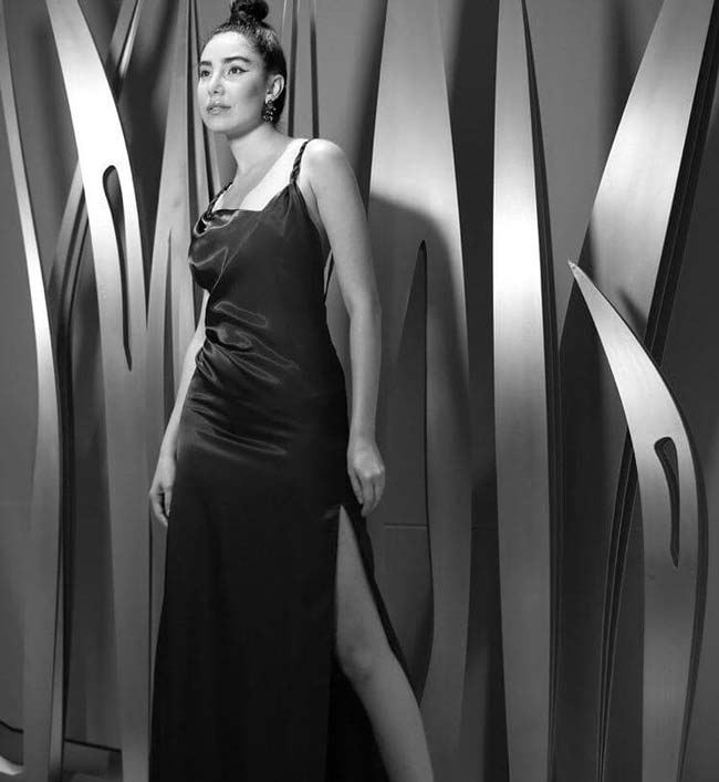 سما واثق مدلینگ زیبای ایرانی و دلیل مهاجرت سما از ایران (+عکس)