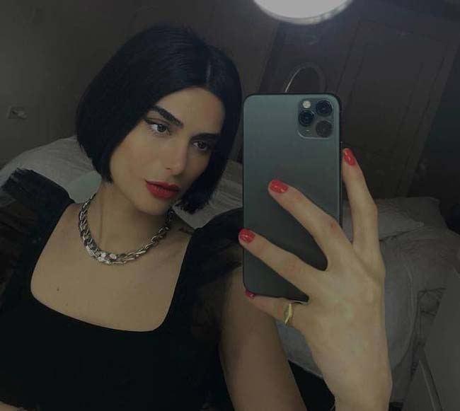عکس های جذاب ندا موتمنی بلاگر و مدلینگ ایرانی + بیوگرافی و منبع درآمد