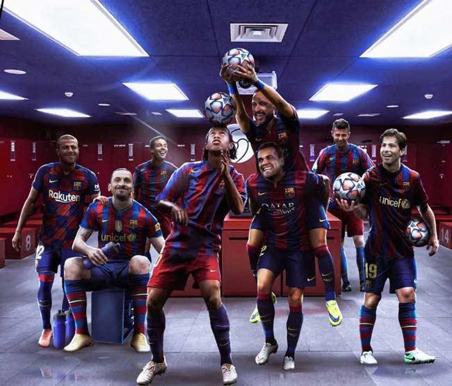 فرم پیش بینی دیدار بارسلونا و پاریس سن ژرمن لیگ قهرمانان اروپا