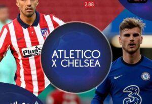 فرم پیش بینی دیدار چلسی و اتلتیکو مادرید لیگ قهرمانان اروپا
