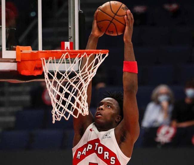 راهنمایی شرط بندی بسکتبال بر روی تیم تورنتو رپترز در مسابقات NBA