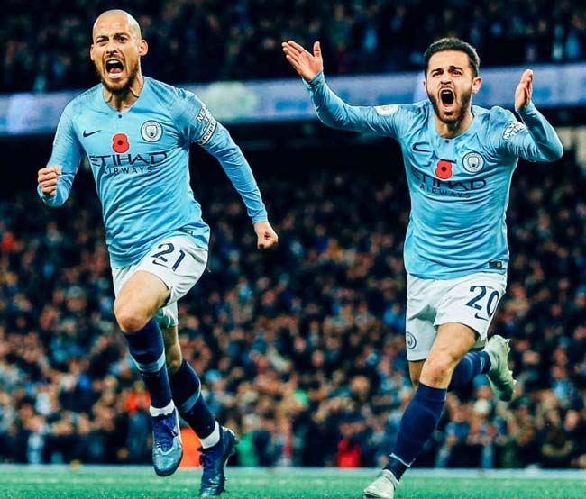 فرم پیش بینی دیدار منچستر یونایتد و منچستر سیتی لیگ برتر انگلیس