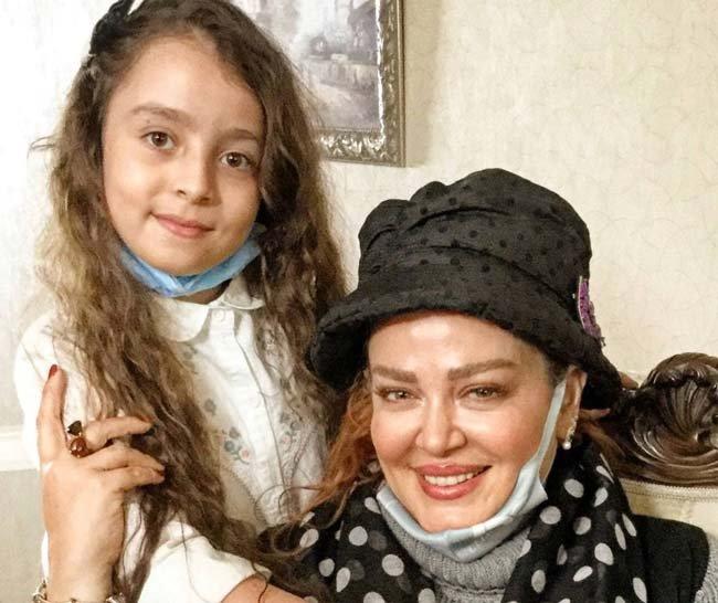 همراز اکبری کیست؟ | بیوگرافی بازیگر خردسال و خوشگل سریال گیسو (+عکس)