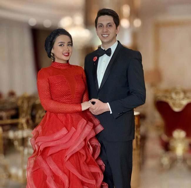 بیوگرافی نازنین معیری بلاگر محبوب در اینستاگرام و همسرش (+عکس)