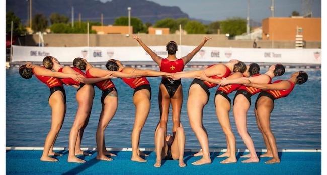آموزش شرط بندی مسابقات شنای رقص (موزون) در مسابقات المپیک توکیو ۲۰۲۲