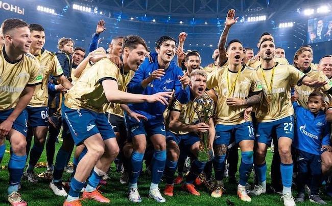 معرفی بهترین تیم های لیگ روسیه برای شرط بندی فوتبال + بونوس ۲۰۰٪