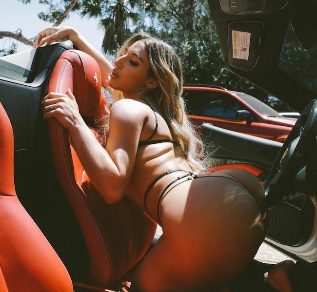 ابيلا دينجر Abella Danger بهترین پورن استار زن دنیا (عکس داغ ۱۸+)