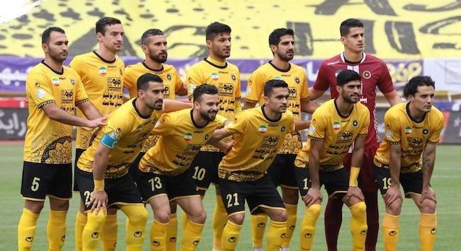 فرم پیش بینی دیدار سپاهان و فولاد خوزستان جام حذفی ایران
