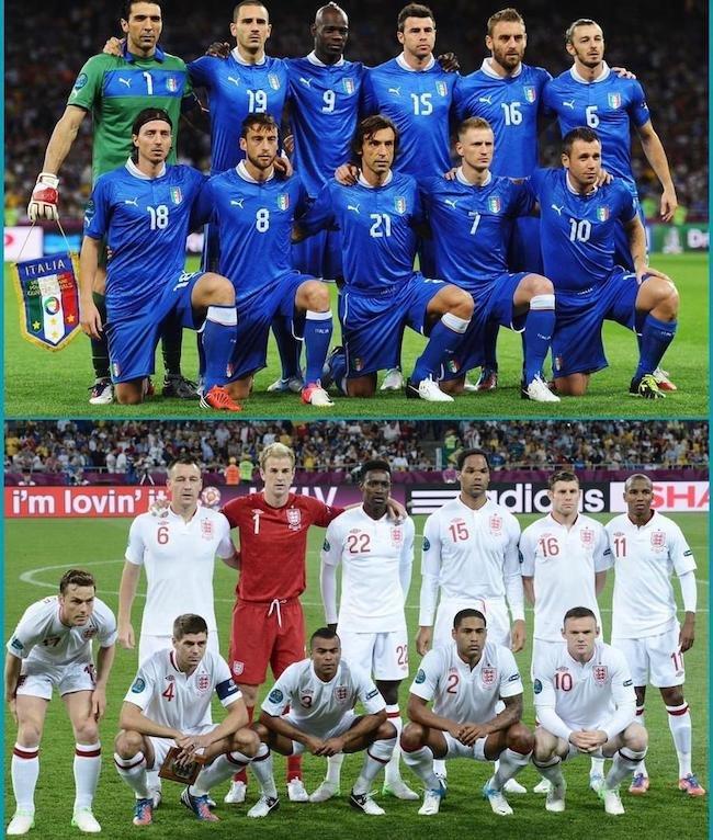فرم شرط بندی دیدار انگلیس و ایتالیا فینال جام ملت های اروپا یورو