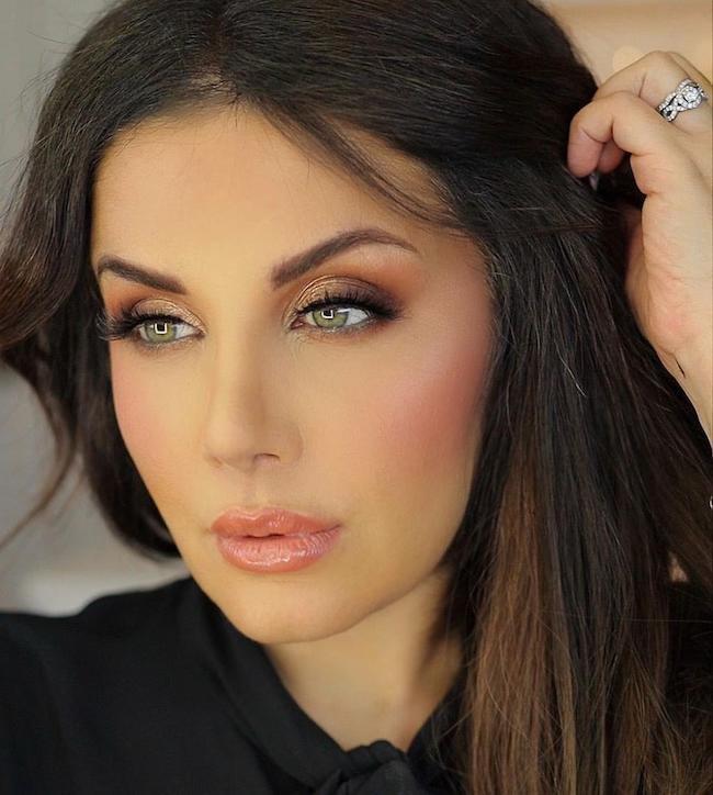 پروانه اعلمی summer makeup کیست؟ | بیوگرافی سامر میکاپ آرتیست معروف ایرانی