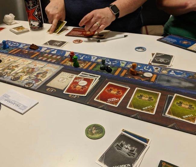 آموزش بازی کارتی میستری اکسپرس Mystery Express + ترفند و قوانین لازم
