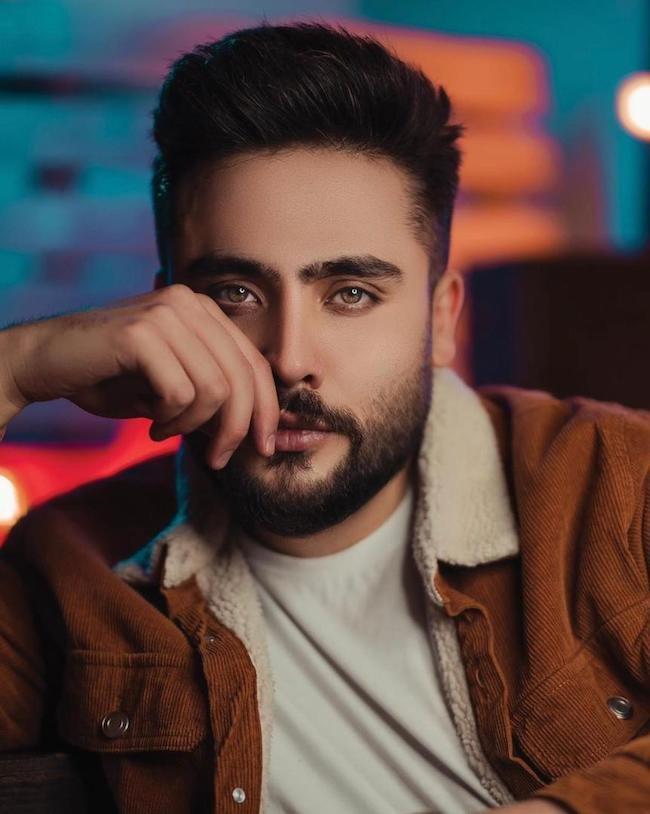 امیرحسین نامدار کیست؟ | بیوگرافی زیباترین پسر ایران و ماجرای رابطه امیرحسین با ملیکا تهامی