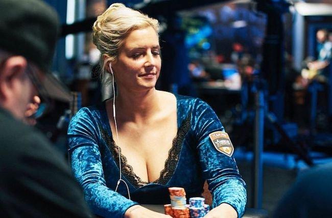 ونسا کید Vanessa Kade برنده یک میلیون دلار بازی پوکر (+بیوگرافی)
