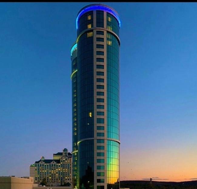 هتل کازینوی فوکس وود کازینو (Foxwoods) بهترین هتل کازینویی